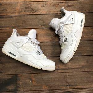 Men's Jordan Pure Money 4s Sneakers